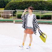 週年慶同步【Dailo】oversize帥氣寬版外套-黑