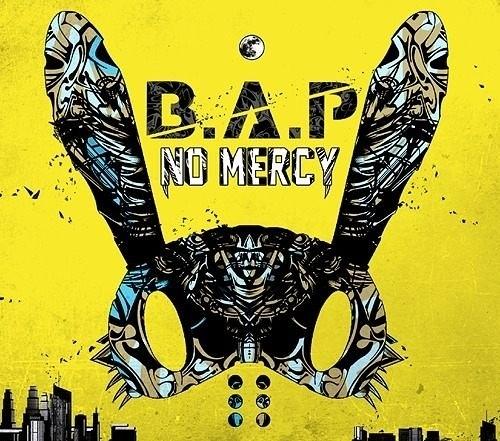 B.A.P NO MERCY CD附DVD 台壓盤 BAP   (購潮8)