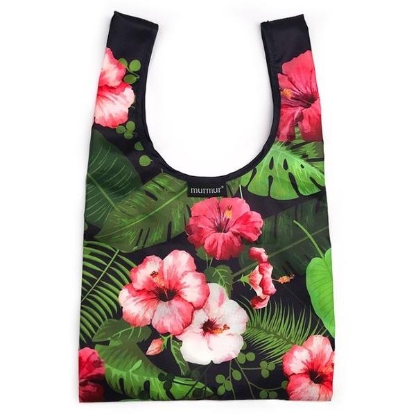 ﹝三代﹞murmur 扶桑花 便當袋 購物袋 手提袋 飲料袋 收納袋 隨身購物袋 小購物袋 外出袋