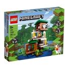 21174【LEGO 樂高積木】Minecraft 創世神-  樹屋