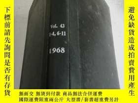 二手書博民逛書店cement,lime罕見& gravel vol.43 1-4