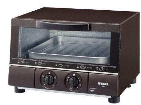 ⊙【TIGER虎牌】五段式8.25L 電烤箱(KAE-H13R)⊙