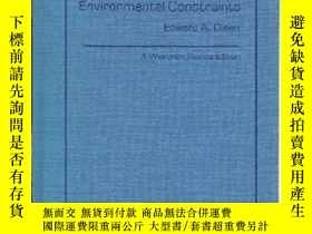 二手書博民逛書店Japan:罕見Economic Growth Resource Scarcity And Environment