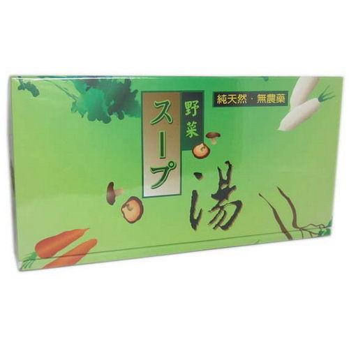 【和旌生技】五行野菜湯/蔬菜湯10gX30包/盒【有機樂活購】