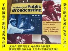 二手書博民逛書店History罕見of Public BroadcastingY
