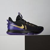 Nike Lebron Witness V EP 男鞋 黑紫金 氣墊 包覆 緩震 籃球鞋 CQ9381-001