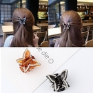 【NiNi Me】韓系髮飾 氣質甜美鑲鑽...