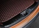 【車王小舖】日產 2016 Murano 後護板 後內護板 防刮板 後內踏板 內置後護板 全包黑色款