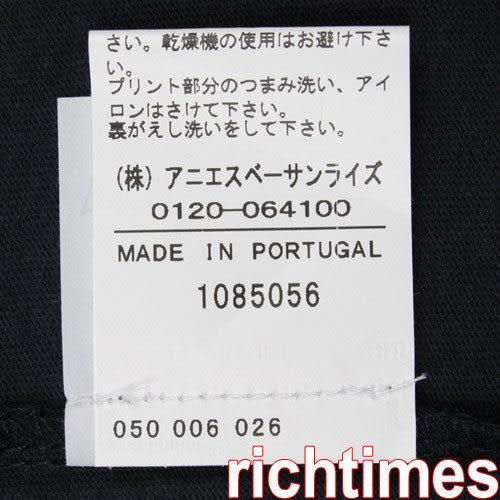 agnes b. 車窗MAN圓領T恤AB399232