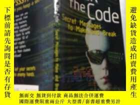 二手書博民逛書店crack罕見the code:破解密碼Y200392