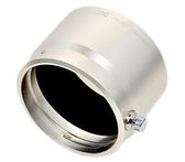 又敗家@JJC副廠銀色Olympus遮光罩LH-61F遮光罩(金屬,可倒裝,同原廠Olympus遮光罩)LH-61F適MZD 75