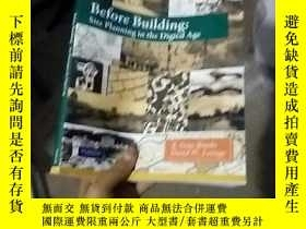 二手書博民逛書店Before罕見Building: Site Planning