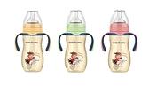史努比SNOOPY 小哈利寬口葫蘆PPSU奶瓶-270ml 通用小獅王寬口與貝親寬口奶嘴