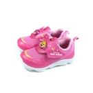 碰碰狐 鯊魚寶寶 BABY SHARK 運動休閒鞋 電燈鞋 粉紅色 中童 童鞋 PIKX96612 no892