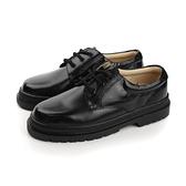 學生 皮鞋 黑色 女鞋 no010