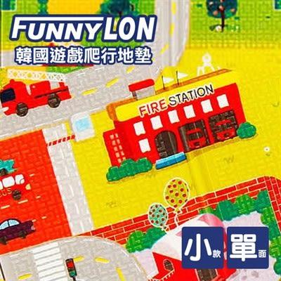 FUNNYLON 單面地墊/野餐墊城市旅遊140*200cm N-LSI-0219
