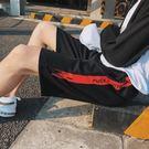 夏季新款男士港風寬鬆休閒五分短褲正韓潮流百搭直筒學生運動褲三角衣櫥