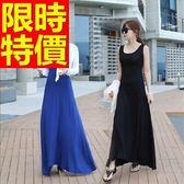 洋裝-長袖可愛甜美亮麗韓版連身裙61a3[巴黎精品]