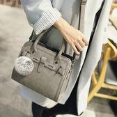 新款女生包包秋冬時尚手提包單肩斜背包韓版學生休閒簡約女包