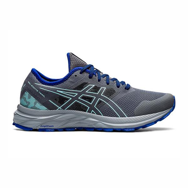 Asics GEL-Excite Trail [1012B051-021] 女 慢跑鞋 運動 透氣 支撐 亞瑟士 灰