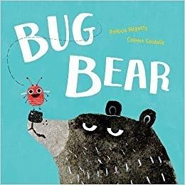 【麥克書店】BUG BEAR /英文繪本《主題:幽默.友誼》