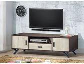 【新北大】✪ U282-5水叮噹雙色5尺長櫃/電視櫃-18購
