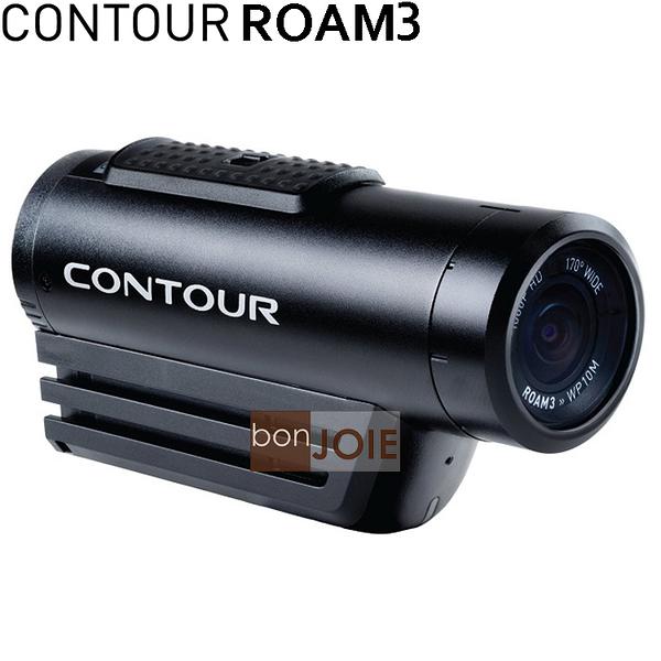 ::bonJOIE:: 美國進口 Contour ROAM3 Video Camera 防水極限運動攝錄影機 Full HD 1080P 衝浪滑板單車跳傘越野
