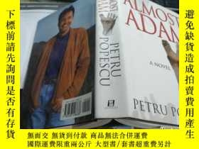 二手書博民逛書店ALMOST罕見ADAMY3701 PETRU POPESCU WILLIAM MORROW AND COMP