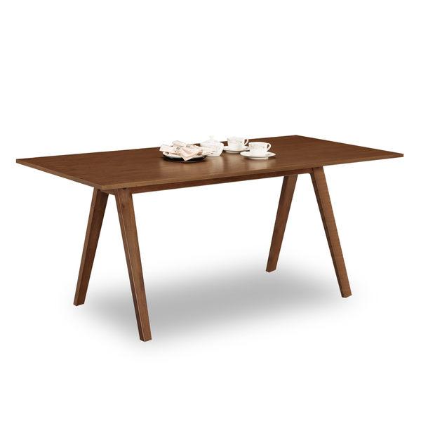 餐桌【時尚屋】[C7]維爾達5.6尺餐桌C7-946-1免組裝/免運費/餐桌