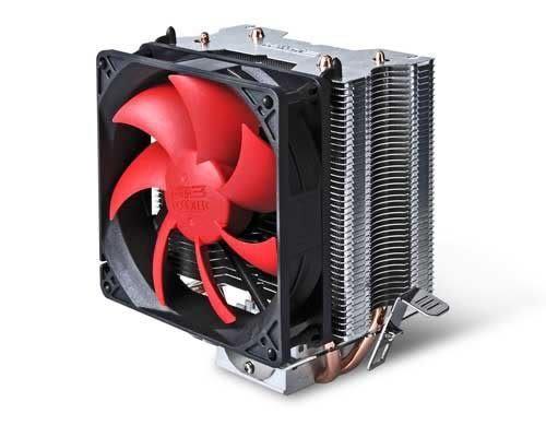 【台中平價鋪】全新 紅海I mini靜音版 CPU熱導管散熱器*支援LGA 775/1156/AM2