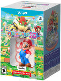 WiiU Mario Party 10 + Mario amiibo Bundle 瑪利歐派對 10(Amiibo同捆)(美版代購)