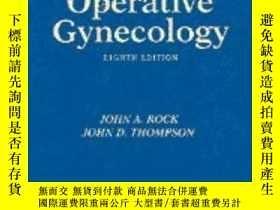 二手書博民逛書店Te罕見Linde s Operative Gynecology-特林德婦科手術Y361738 Richard