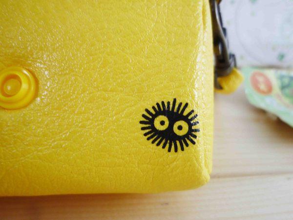 【震撼精品百貨】となりのトトロTotoro_造型手提包-小黑炭黃