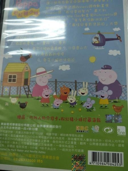 挖寶二手片-THD-095-正版DVD-動畫【Peppa Pig粉紅豬小妹系列11部/11碟】-國英語發音(直購價)