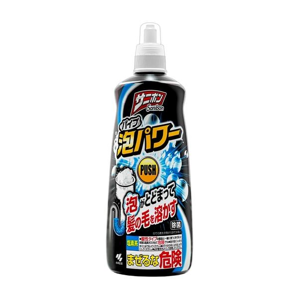 除垢/清潔劑/洗滌劑 小林製藥 Sanibon 泡沫水管清潔劑 400ml dayneeds