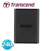 Transcend創見 ESD230C 240G 行動固態硬碟