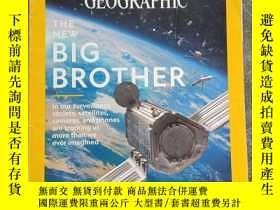 二手書博民逛書店《NATIONAL罕見GEOGRAPHIC》國家地理雜誌 期刊 2018年2月 英文版 THEY ARE WATC
