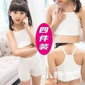 女童內衣小背心小學生女孩發育期胸衣吊帶純棉兒童文胸