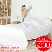 防塵罩大掃除蓋布罩創意家具沙發床防塵罩布無紡布防水遮塵床罩裝修擋灰滿699折89折
