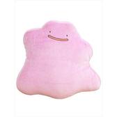 尼德斯Nydus 日本正版 精靈寶可夢 神奇寶貝 Pokemon 百變怪 娃娃 玩偶 抱枕 約30公分