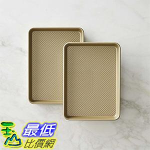 [美國直購] Williams - Sonoma 方形烤盤2入 Goldtouch Nonstick Quarter Sheet, Set of 2