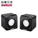 SANYO 三洋 6711U 2.0聲道USB喇叭