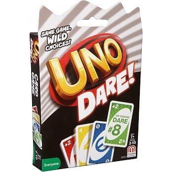 『高雄龐奇桌遊』 UNO 大挑戰 遊戲卡 正版桌上遊戲專賣店