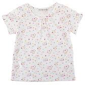 【愛的世界】純棉圓領蝶舞短袖T恤/4~8歲-台灣製- ★春夏上著