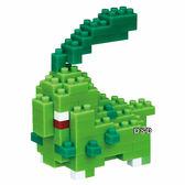 《 Nano Block 迷你積木 》【 神奇寶貝系列 】NBPM-030 菊草葉╭★ JOYBUS玩具百貨