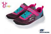 Skechers GO RUN 600 中大童 運動鞋 慢跑鞋 R8282#黑粉◆OSOME奧森鞋業