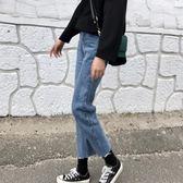 新款韓版女春夏寬鬆九分褲