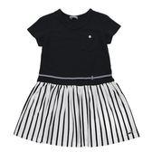 『小鱷魚童裝』條紋洋裝(08號~18號)531309