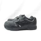 Mizuno LS防護鞋 男款 工作安全鞋 防水 魔鬼氈 F1GA201209 全黑【iSport愛運動】