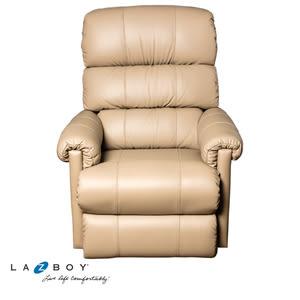 La-Z-Boy 電動式休閒椅 1PT505 半牛皮 AV714838-4 butt
